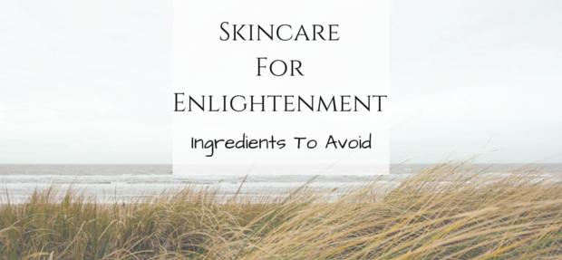 skincare for enlightenment