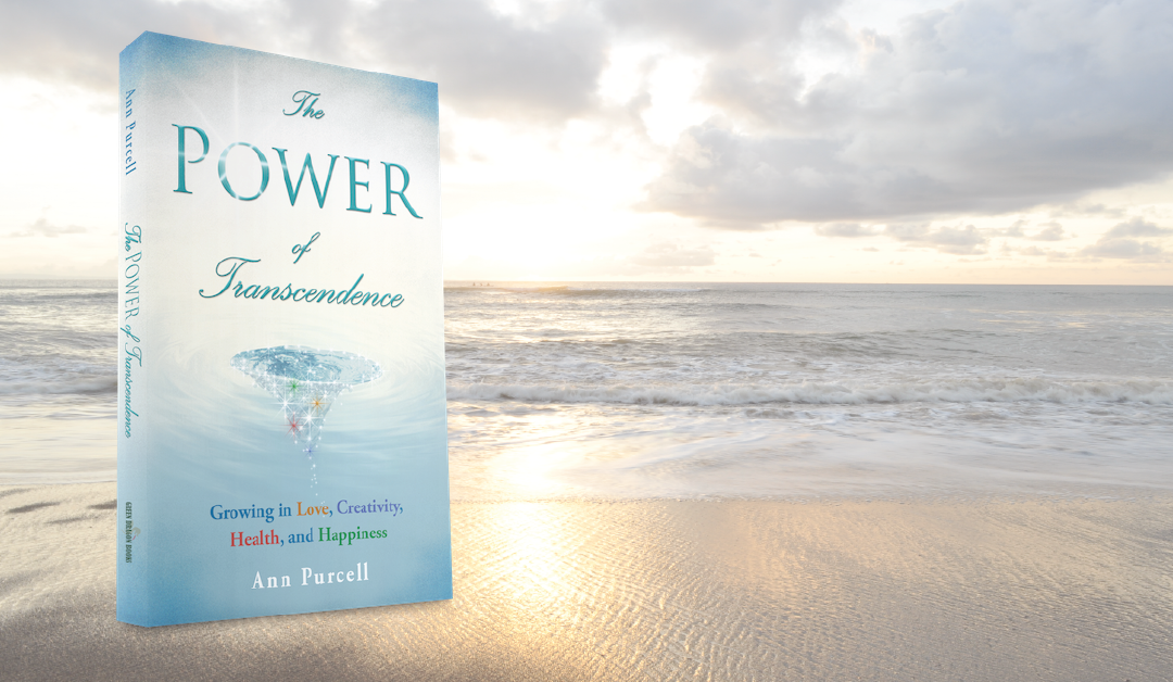 Special Announcement: The Power of Transcendence is now available to order!